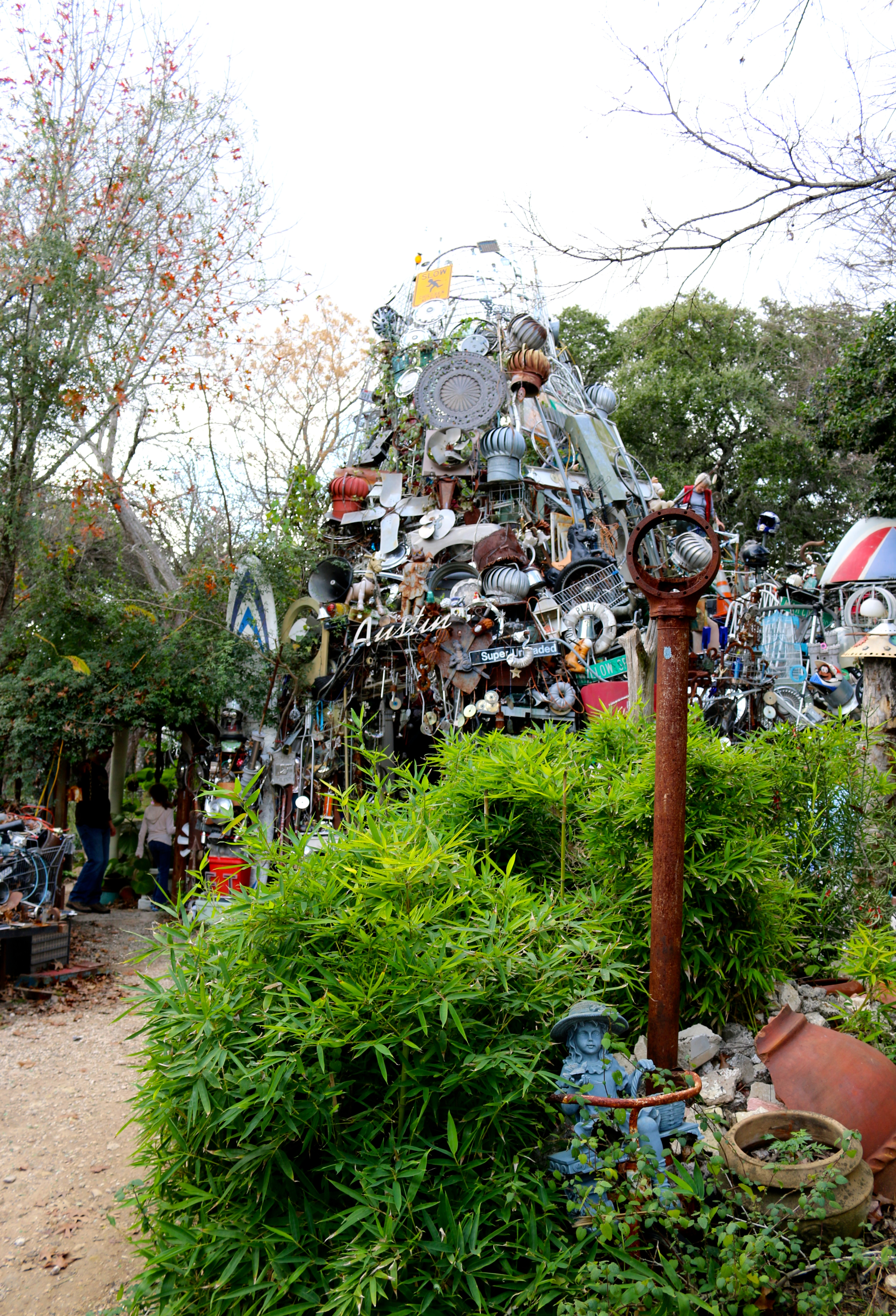 Cathedral of Junk